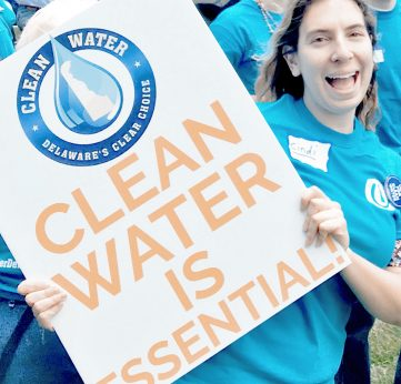 Photo of Delaware Clean Water Rally