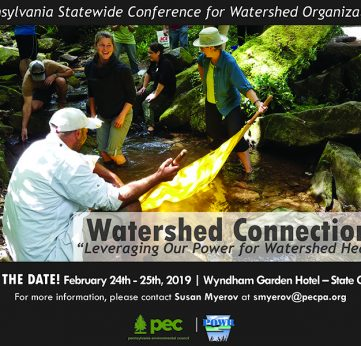 Photo of Pennsylvania Statewide Conference for Watershed Organization