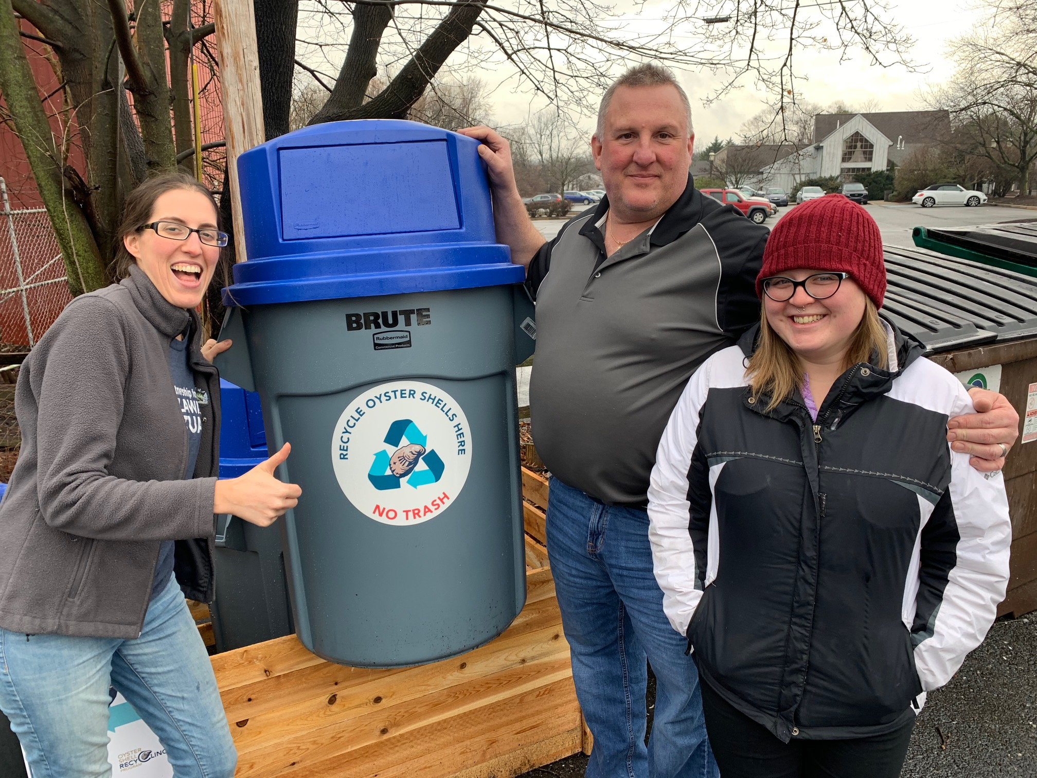 Recycling Bin Pilot Program