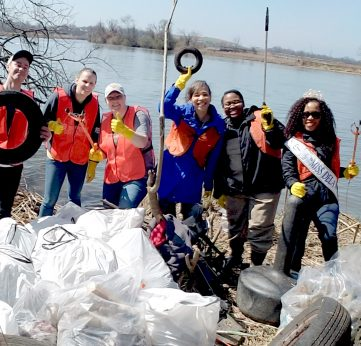 Photo of Christina River Watershed Cleanup