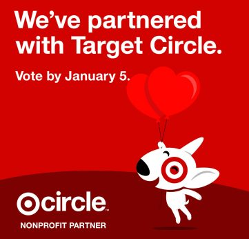 Photo of Target Circle and PDE Partner Again