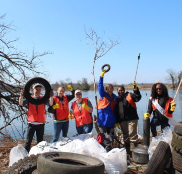 Photo of EXTENDED to May 15! Christina River Watershed Cleanup